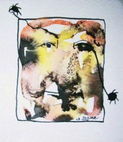 Anne LORDEY - Exposition Portraiturez-vous! Haute-Marne Les Week-ends Art