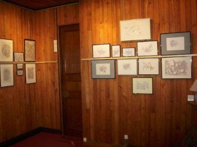 Le Cabinet d`art contemporain - J.P. CHAUCHOT - Haute-Marne (52)