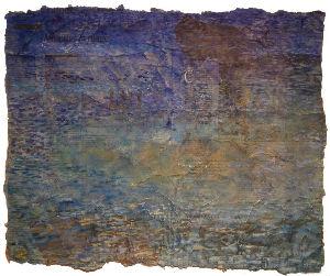 Lettres Fond Mer I - A. SAPKA - Les Week-ends Art - 52