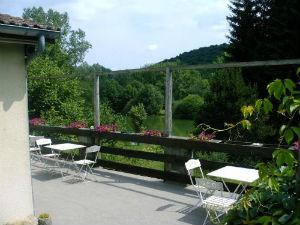 L`Orchidée Home - Initiation Art Contemporain - Terrasse