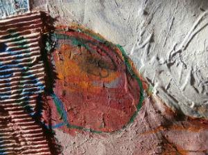 Ronnie NEMORIN Exposition Les Week-ends Art 52 - détail